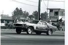 Black Mustang 1969 After Decades Sitting In Storage Hubert Platt U0027s Historic 1969