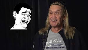 Meme And Nicko - a nicko mcbrain baterista de iron maiden se la suda el doble bombo