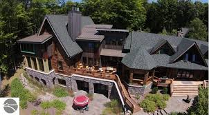 bernie sanders houses michael moore s former michigan mansion on sale for 5 2m curbed