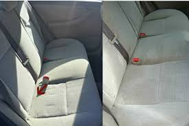 Vehicle Upholstery Cleaner Diy Car Upholstery Cleaner Make Your Interior Look Brand New