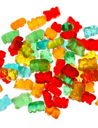 recipe gummy bear recipe