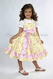easter dresses fleurs yellow pink ruffled easter dress birthday flower girl