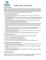 financial advisor resume best personal financial advisor resume