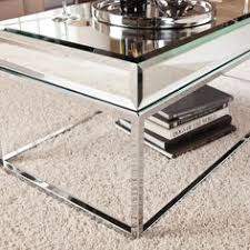 cheap mirrored coffee table diy mirrored coffee table for less than 200 diamantes tacones
