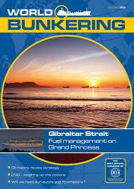 world bunkering summer 2013 by maritime media issuu