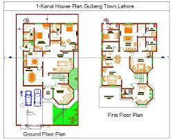 house layout plans in pakistan layout plan of 1 kanal house muhammad qasim ashraf