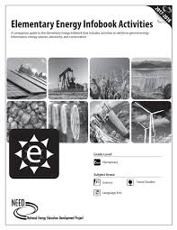 elementary energy infobook activities by need project issuu