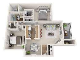 spacious 1 and 2 bedroom apartment homes