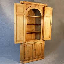 tall corner cupboard victorian display cabinet antiques atlas
