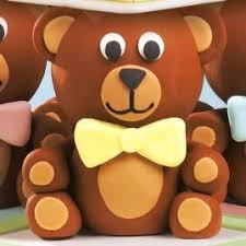 42 best teddy bear cakes images on pinterest teddy bear cakes
