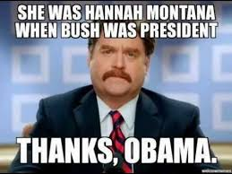 Hannah Montana Memes - obama hannah montana test meme thanks obama hannah montana youtube