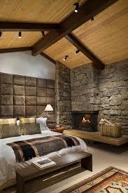 Bedroom Rustic - master bedroom rustic bedroom new york by ike kligerman