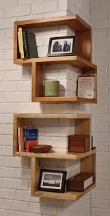 Floating Wood Shelves Diy by Best 25 Floating Corner Shelves Ideas On Pinterest Corner