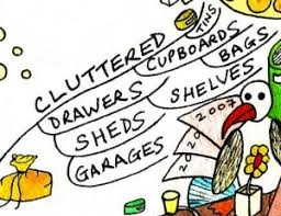 Clutter De Clutter Your Life Using This Brilliant And Helpful Mind Map