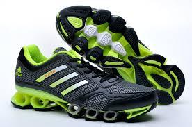Sho Green cheap adidas bounce titan 9466 black green running sho best price