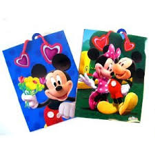 mickey mouse gift bags disney mickey mouse gift bags 4 pcs set toys