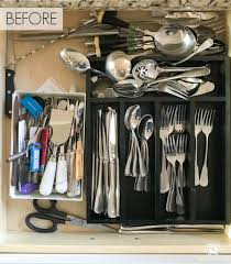 how to organise kitchen utensils drawer organized kitchen drawers real solutions for real kitchens
