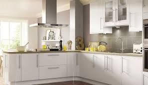 How To Make Glass Kitchen Cabinet Doors Inspiration Frosted Glass Kitchen Cabinet Doors In Classic Home