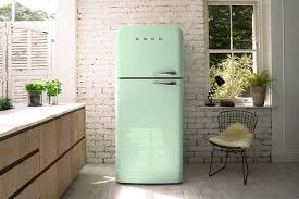 Smeg Appliances Smeg New Design And More Efficiency For The New Fab50 Version