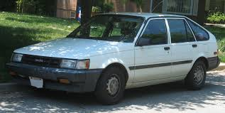 1991 Toyota Corolla Hatchback Toyota Corolla 1 6 2012 Auto Images And Specification