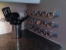 Wood Wall Mount Spice Rack 7 Wall Mounted No Drill Spice Rack Wall Mounted Spice Rack Amazon