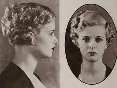 hair style names1920 1930s hairstyles 1920 s 1930 s inspiration pinterest 1930s