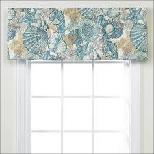 Turquoise Valances For Windows Inspiration Fantastic Ruffled Kitchen Curtains Inspiration With Ruffled