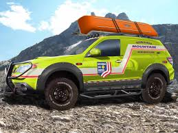subaru exiga concept subaru forester mountain rescue vehicle concept autopedia