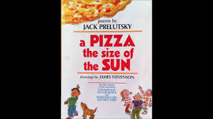 Jack Prelutsky Halloween Poems A Pizza The Size Of The Sun Read Along Youtube
