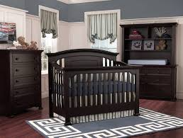crib and dresser set cute animal theme ideas brown color glider