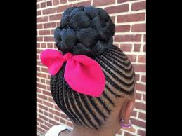 mzansi new braid hair stylish kids braided hairstyles hairstyles for your little girls youtube