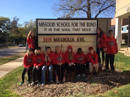 Community Services For The Blind Iowa Braille Ncasb Goalball 2016