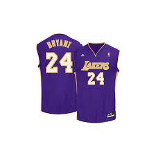 los angeles lakers 24 kobe bryant adidas purple road jersey