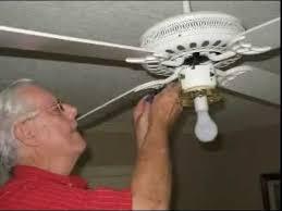 How To Fix A Ceiling Fan Light Ceiling Fan Light Repair