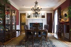Vampire Weekend Chandelier Inside Peyton Manning U0027s 4 6million Denver Home Nfl Star Buys