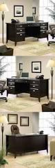 Sauder Orchard Hills Computer Desk With Hutch Carolina Oak by Best 25 Wood Computer Desk Ideas On Pinterest Simple Computer