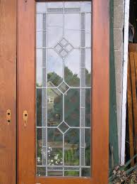 leaded glass french doors news stained glass french doors on antique pine framed leaded