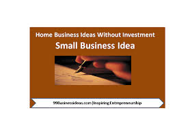 Small Home Business Ideas For Moms - small home based businesses service business ideas from home 18