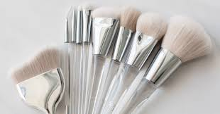 e l f cosmetics beautifully precise makeup brush collection