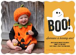 a halloween first birthday party invites decor and party planning