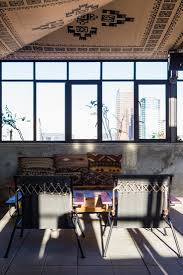 the height of downtown the ace hotel rooftop lounge in la