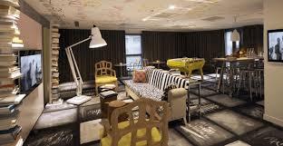 Home Design Concept Lyon Urban Art Hotel Mama Shelter In Lyon By Philippe Starck Dzine Trip