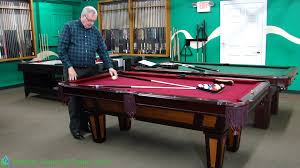 cheap 7 foot pool tables fat cat reno 7ft pool table by serenity health home decor youtube