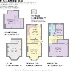 100 sq mt sq ft 2 bedroom flat for sale in denmark avenue