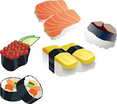 cuisiner sushi file sushi set svg wikimedia commons