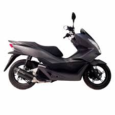 nero stainless steel for honda pcx 150 leovince