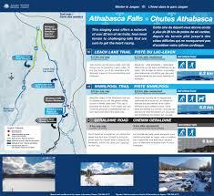 cross country ski jasper national park