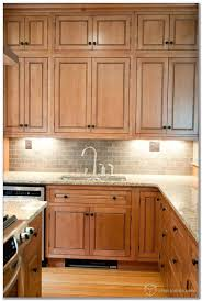 american woodmark maple spice kitchen cabinets cabinet home