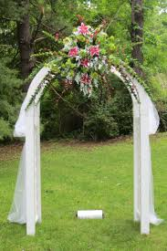 wedding arches decorations pictures wedding flowers ideas chraming outdoor simple wedding
