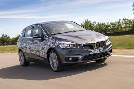 bmw 2 series active tourer plug in hybrid edges closer to production